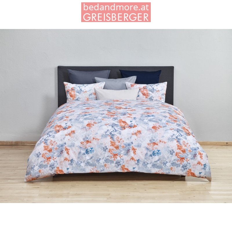 Christian Fischbacher Bettwasche Vernissage A57 Farbe 207 140x