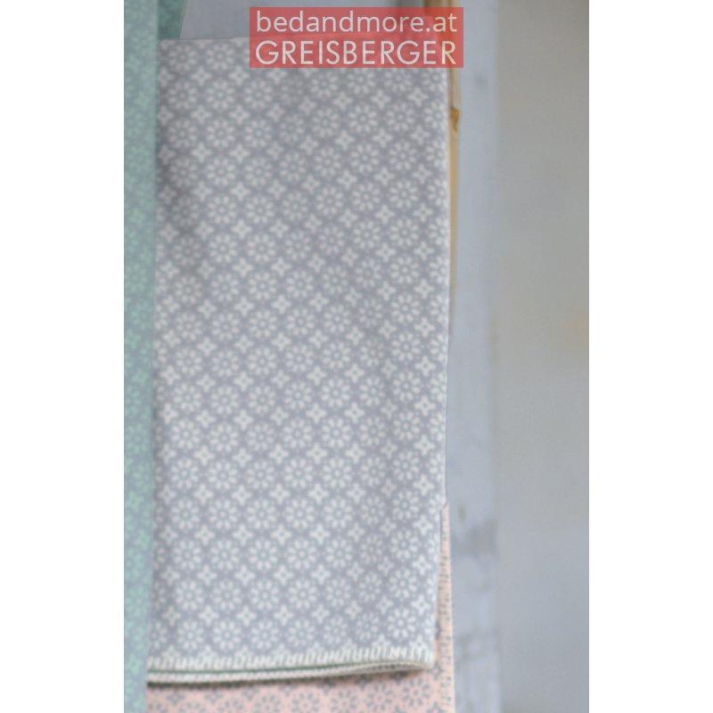david fussenegger decke jade 150x200 cm grau wei 51 75. Black Bedroom Furniture Sets. Home Design Ideas