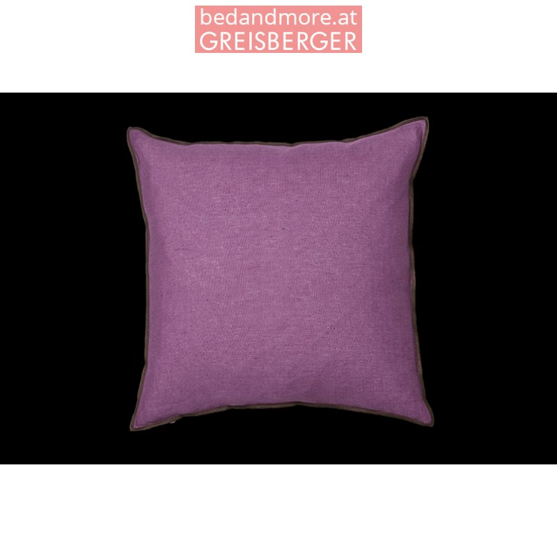 kissen cushion hideaway 181 flieder 50x50 cm 35 00. Black Bedroom Furniture Sets. Home Design Ideas