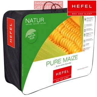 Hefel Pure Maize Winterdecke (140x200 cm)
